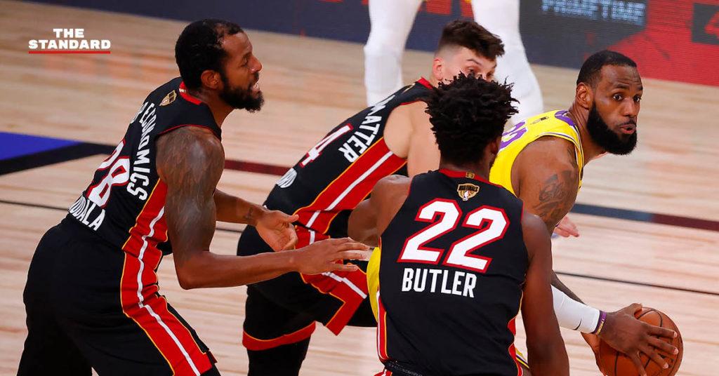การแข่งขัน NBA Final