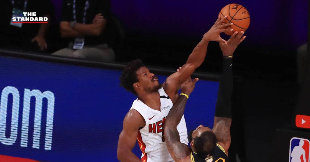 การแข่งขัน NBA Final ทีมMiami Heat