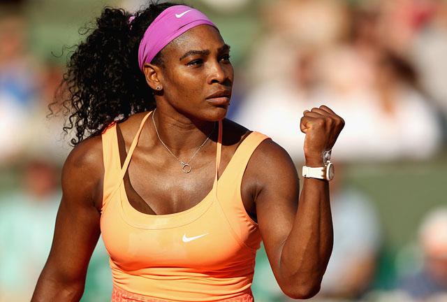 นักเทนนิส เซเรน่า วิลเลี่ยมส์