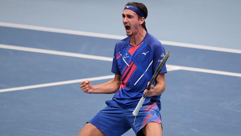 โนวัค ยอโควิช นักเทนนิสมือวางอันดับหนึ่งของโลก