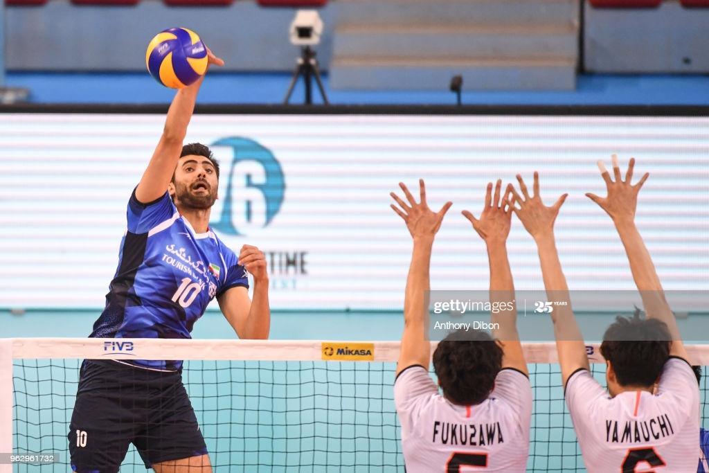 วอลเลย์บอลซูเปอร์ลีกอิหร่าน