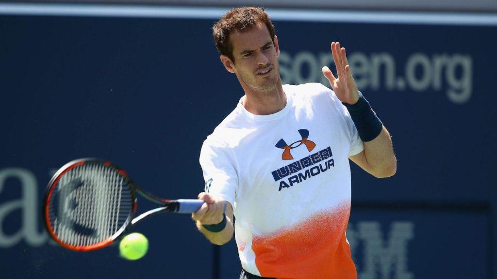 แอนดี้ เมอร์เรย์ นักเทนนิสชื่อดัง