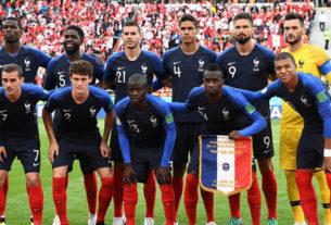 ทีมชาติฝรั่งเศส ที่จะไม่ยอมแหกกฏ
