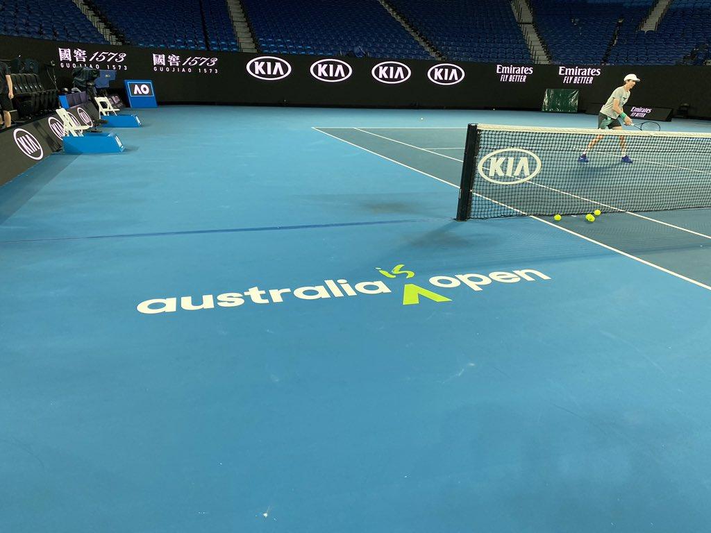 ออสเตรเลี่ยนโอเพ่น-เทนนิส